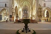 Innenaufnahme, Tag, St.-Paulus-Dom, Münster, Münsterland, Nordrhein-Westfalen, Deutschland, Europa