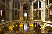 Octagon, Aachen cathedral, Aachen, North Rhine-Westphalia, Germany