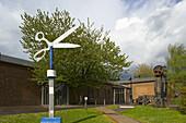 Rhineland Museum of the Industry, Solingen, Bergisches Land, North Rhine-Westphalia, Germany