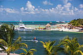 Oasis Palm beach, Cancun, State of Quintana Roo, Peninsula Yucatan, Mexico
