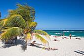 Main beach, Playa del Carmen, State of Quintana Roo, Peninsula Yucatan, Mexico