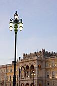 Palazzo del Governo on the  Piazza dell'Unita d'Italia, Trieste, Friuli-Venezia Giulia, Upper Italy, Italy