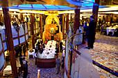 Britannia Restaurant, cruise liner Queen Victoria