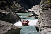 Shotover Jet,  Queenstown,  South Island,  New Zealand
