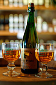 Domaine De L'Hermitiere, Cider Production, Calvados, Apple Juice, Drink, Orne (61), Normandy, France