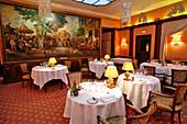 Restaurant Au Crocodile, Emile Et Monique Jung, Strasbourg, Bas-Rhin (67), Alsace, France