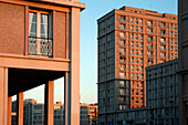 Apartment Buildings, The Architecture Of Auguste Perret, Classed As World Heritage By Unesco, Le Havre, Seine-Maritime (76), Normandy, France
