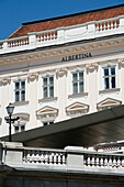 Albertina Palace Museum, Albertinaplatz, The Collection Of Graphic Arts Is Today The Richest In The World, Counting Nearly A Thousand Prints And Over 65, 000 Drawings By The Masters, Durer, Rubens, Rembrandt, Michelangelo, Raphael, Leonardo Da Vinci, And,