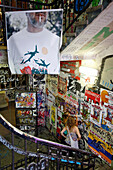 Tacheles, Former Squat, Standard-Bearer For The Poltico-Artistic Underground In The 1990S. This Store From The 1920S, 'Squatted' By Thirty-Odd Alternative Art Studios Has Been Classed A Historic Monument, Berlin, Germany