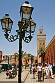 Mosque In The Casbah, Marrakech, Morocco, Maghrib, North Africa