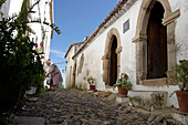 Synagogue Of La Judiaria, Jewish Quarter, Castelo De Vide, Alentejo, Portugal