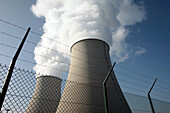 Nuclear Power Plant For The Production Of Electricity In Belleville Sur Loire