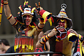 German Fans, World Cup Germany 2006