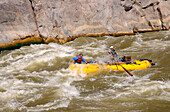 Rafting, Westwater, Colorado River, Moab, Utah, USA