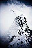 Innere Quellspitze, Oetztal Alps, Tyrol, Austria