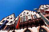 Town hall, Roemer, Frankfurt am Main, Hesse, Germany