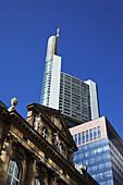 Commerzbank Tower, Frankfurt am Main, Hesse, Germany