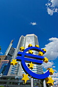 European Central Bank, Frankfurt am Main, Hesse, Germany