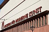 Museum of Modern Art, Frankfurt am Main, Hesse, Germany