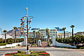 The Table Bay Hotel, Victoria and Alfred Waterfront, Cape Town, Western Cape, South Africa, Africa