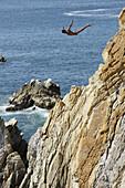 Acapulco,  Mexico,  Pacific Ocean,  cliff divers