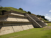 Cholula Archaeological site. Museo del Sitio. Cholula,  México.