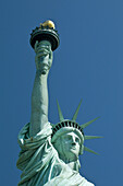 Statue of Liberty,  Liberty island,  Lower Manhattan,  New York,  USA,  2008