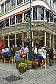Market Place at South Street Seaport,  Lower Manhattan,  New York,  USA,  2008