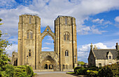 Ruins of Elgin Cathedral(S. XIV). Elgin. Aberdeenshire. Scotland. U.K.