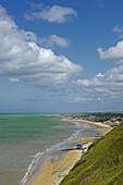 Ver_Sur_Mer( D. Day landing beach at Second World War). Basse_Normandie. Normandy. France