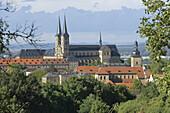 St. Michael church,  Bamberg,  Bavaria,  Germany