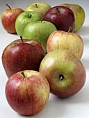Apples,  Royal Gala,  Red Delicious,  russet,  Golden,  Fuji