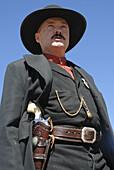Actor Dressed as Wyatt Earp,  Bisbee,  Arizona,  United States