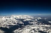 Dramatic Himalayan landscapes