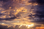 Air, Atmosphere, Clouds, Color, Colour, Horizontal, Mexico, Sky, Sun, Sundown, Sunrise, Sunset, V03-839568, agefotostock