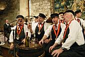Bourgogne, Burgundy, Castle, Color, Colour, Singing, Song, Wine, World locations, V58-846031, agefotostock