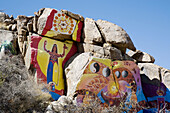 Arizona, Art, Artwork, Cerbat, Chloride, Color, Colour, Hamlet, Mining, Mural, Murals, Painting, Paintings, Purcell, Roy, Town, Village, West, Western, Wild, XG3-824529, agefotostock