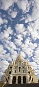 Basilique du Sacre Coeur,  Montmartre  Paris,  France