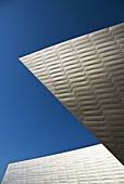 Frederic C Hamilton Building of the Denver Art Museum Denver,  Colorado,  United States of America