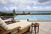 Bahamas New Providence Island Nassau Paradise Island One Only Ocean Club Hotel Suite Private Swimming pool