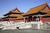 China,  Beijing,  Forbidden City,  Supreme Harmony Gate