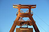 Zollverein Coal Mine Industrial Complex, Essen, North Rhine-Westphalia, Germany