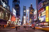 Times Square, Downtown Manhattan, New York City, New York, North America, USA