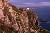 Coastline near Holyhead, Anglesey, Gwynedd, Wales, Great Britain, United Kingdom, UK, Europe