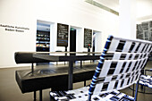 Café Kunsthalle, Staatliche Kunsthalle, Baden-Baden, Baden-Württemberg, Deutschland