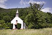 St. Joseph's chapel, Wengelsbach, Alsace, France