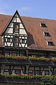 Old Court, Bamberg, Upper Franconia, Bavaria, Germany