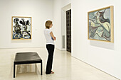 Museo Pablo Picasso, Palacio de Buenavista, Malaga, Andalusia, Spain