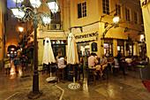 Quitapenas bar, Pasaje de Chinitas, Malaga, Andalusia, Spain