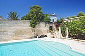 Hotel Masseria Marzalossa, Pool, Ostuni, Puglia, Italy